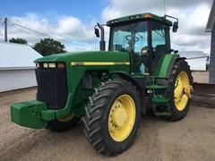 Tractor - Row Crop For Sale 1998 John Deere 8100 , 160 HP