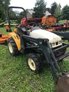 Tractor - Compact For Sale Cub Cadet 7195