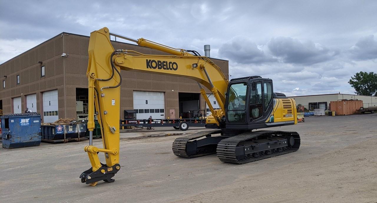 2020 Kobelco SK210LC-10 Excavator For Sale