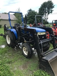 Tractor - Compact For Sale Jinma Tractors 284