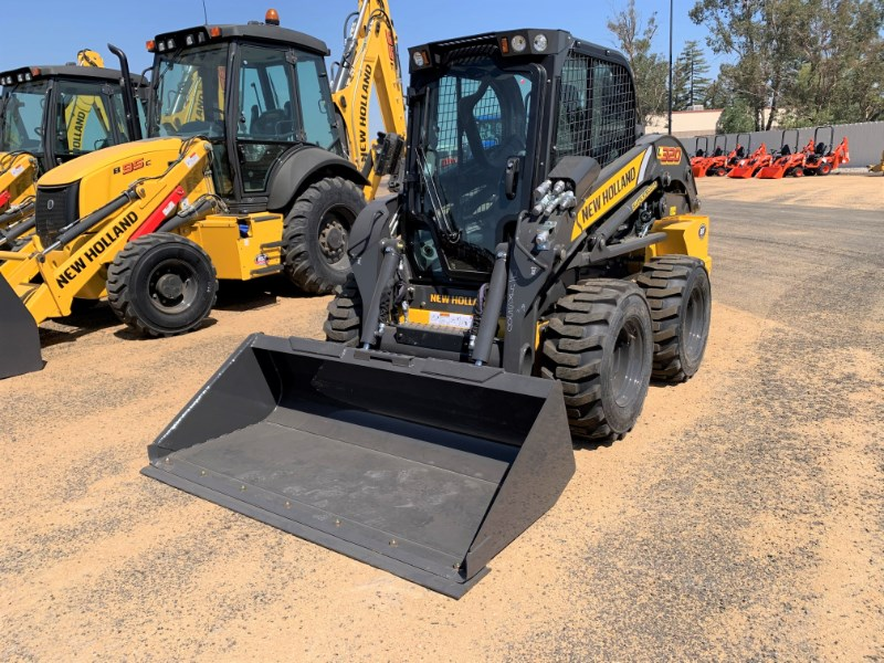 2021 New Holland L320 Skid Steer For Sale