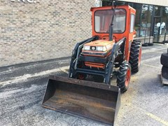 Tractor For Sale Kubota L2850DT , 28 HP
