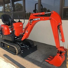 Excavator-Mini For Sale 2020 Kubota KX008 , 10 HP