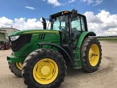 Tractor - Row Crop For Sale 2013 John Deere 6150M , 150 HP