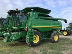 Combine For Sale 2013 John Deere S550