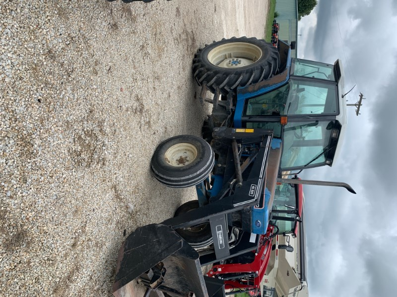 1993 Ford 7740 Tractor For Sale