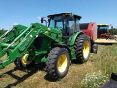 Tractor For Sale 2014 John Deere 6130D , 129 HP