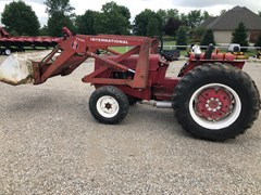 Tractor For Sale 1978 IH 464 , 55 HP