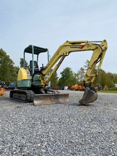 Excavator-Mini For Sale:   Yanmar VIO35-2