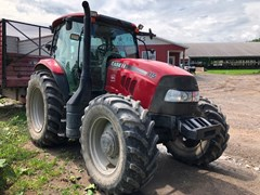Tractor For Sale 2014 Case IH 115 Maxxum , 115 HP