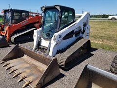 Skid Steer-Track For Sale 2014 Bobcat T770