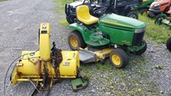 Lawn Mower For Sale 2004 John Deere LX280 , 18 HP