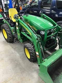 Tractor - Compact Utility For Sale 2008 John Deere 2320 , 24 HP