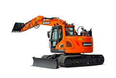 Excavator-Track For Sale 2018 Doosan DX140LCR5 , 115 HP