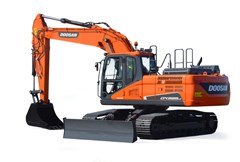 Excavator-Track For Sale 2021 Doosan DX225LC5 , 166 HP