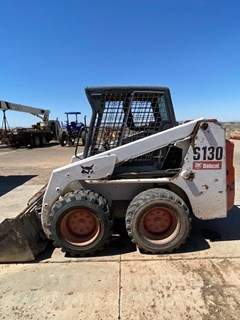 Skid Steer For Sale Bobcat S130