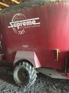 TMR Mixer For Sale 2013 Supreme 700T