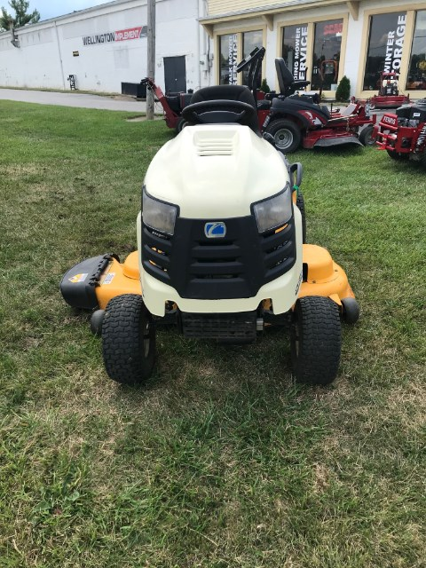 2011 Cub Cadet LTX1050VT 13WR91AP009 Riding Mower For Sale