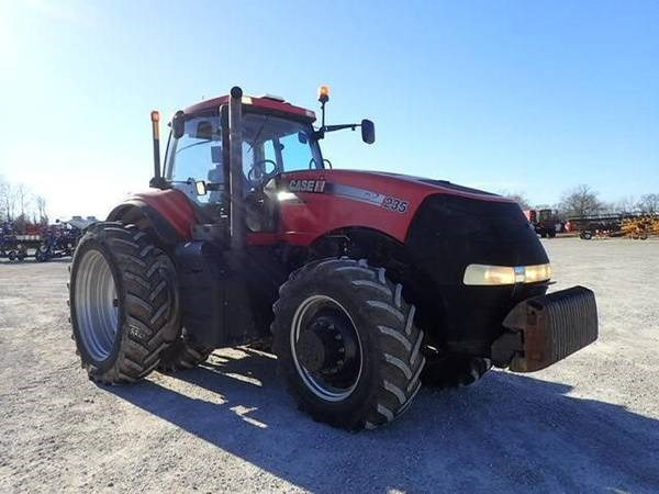 2012 Case IH MAGNUM 235 Tractor For Sale