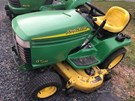 Riding Mower For Sale:  2002 John Deere GT235 , 18 HP