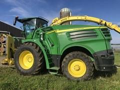 Forage Harvester-Self Propelled For Sale 2016 John Deere 8600