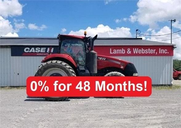 2017 Case IH MAGNUM 310 CVT Tractor For Sale