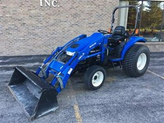Tractor For Sale 2003 New Holland TC45D , 45 HP