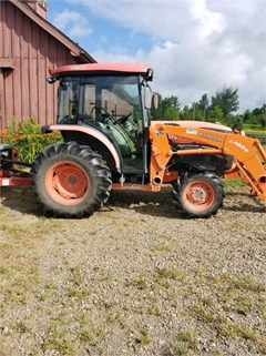 Tractor For Sale 2011 Kubota L4740HSTC , 47 HP