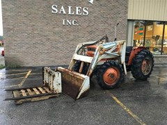 Tractor For Sale Kubota M4500DT , 45 HP