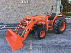 Tractor For Sale 1995 Kubota L4200GST , 42 HP