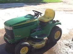 Riding Mower For Sale 2003 John Deere LX280 , 18 HP