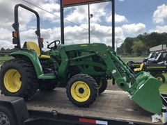 Tractor - Compact Utility For Sale 2018 John Deere 3038E