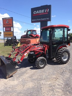 Tractor For Sale 2005 Case IH DX29 , 29 HP