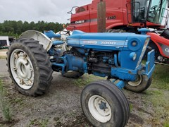 Tractor For Sale 1975 Ford 7000
