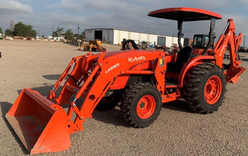 2020 Kubota Mx5400hst Tractor For Sale 187 Pueblo And Rocky