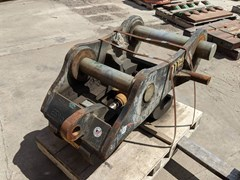 Excavator Coupler For Sale Werk-Brau EC380DHR