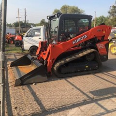 Skid Steer-Track For Sale 2019 Kubota SVL752HWC , 75 HP