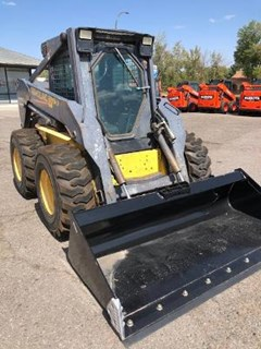 Skid Steer For Sale New Holland LS190 , 75 HP