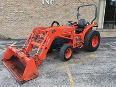 Tractor For Sale 2003 Kubota L3130HST , 30 HP