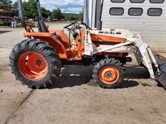 Tractor For Sale Kubota L2550DT , 29 HP