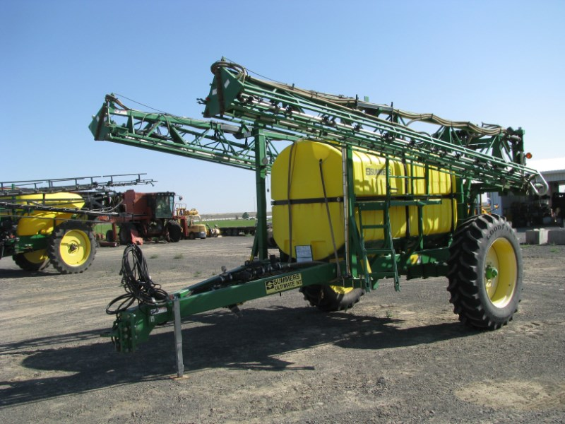 2011 Summers Ultimate Sprayer-Pull Type For Sale