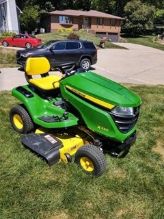 Riding Mower For Sale 2019 John Deere X330