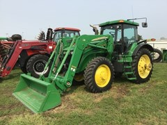 Tractor - Row Crop For Sale 2004 John Deere 7820 , 192 HP