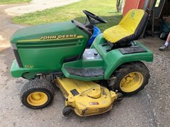 Riding Mower For Sale 1996 John Deere 345