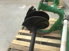 """Post Hole Digger For Sale 2011 Frontier 18"""" Auger"""