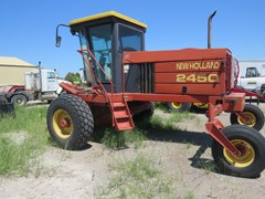 Windrower-Self Propelled For Sale New Holland 2450