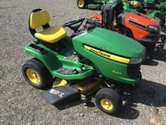 Riding Mower For Sale 2011 John Deere X304