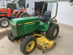 Tractor - Compact Utility For Sale 1997 John Deere 955 , 27 HP