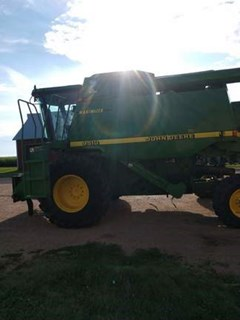 Combine For Sale 1998 John Deere 9510