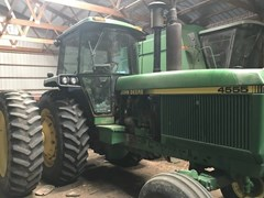 Tractor - Row Crop For Sale 1989 John Deere 4555 , 155 HP